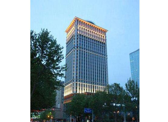 河南传媒大厦