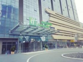 智选假日酒店锅炉系统项目完工交付
