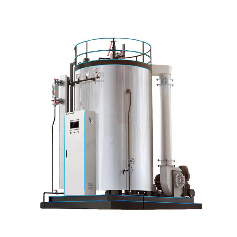 超低氮自然循环冷凝蒸汽锅炉