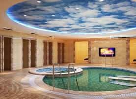 洗浴中心供热系统