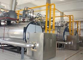 焦作企业工厂锅炉系统