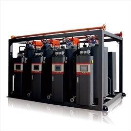 新乡0.5-1T免办证燃油(气)蒸汽发生器