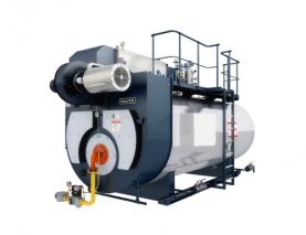 低氮燃气热水锅炉
