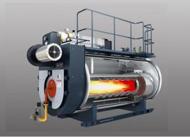 低氮燃气蒸汽锅炉