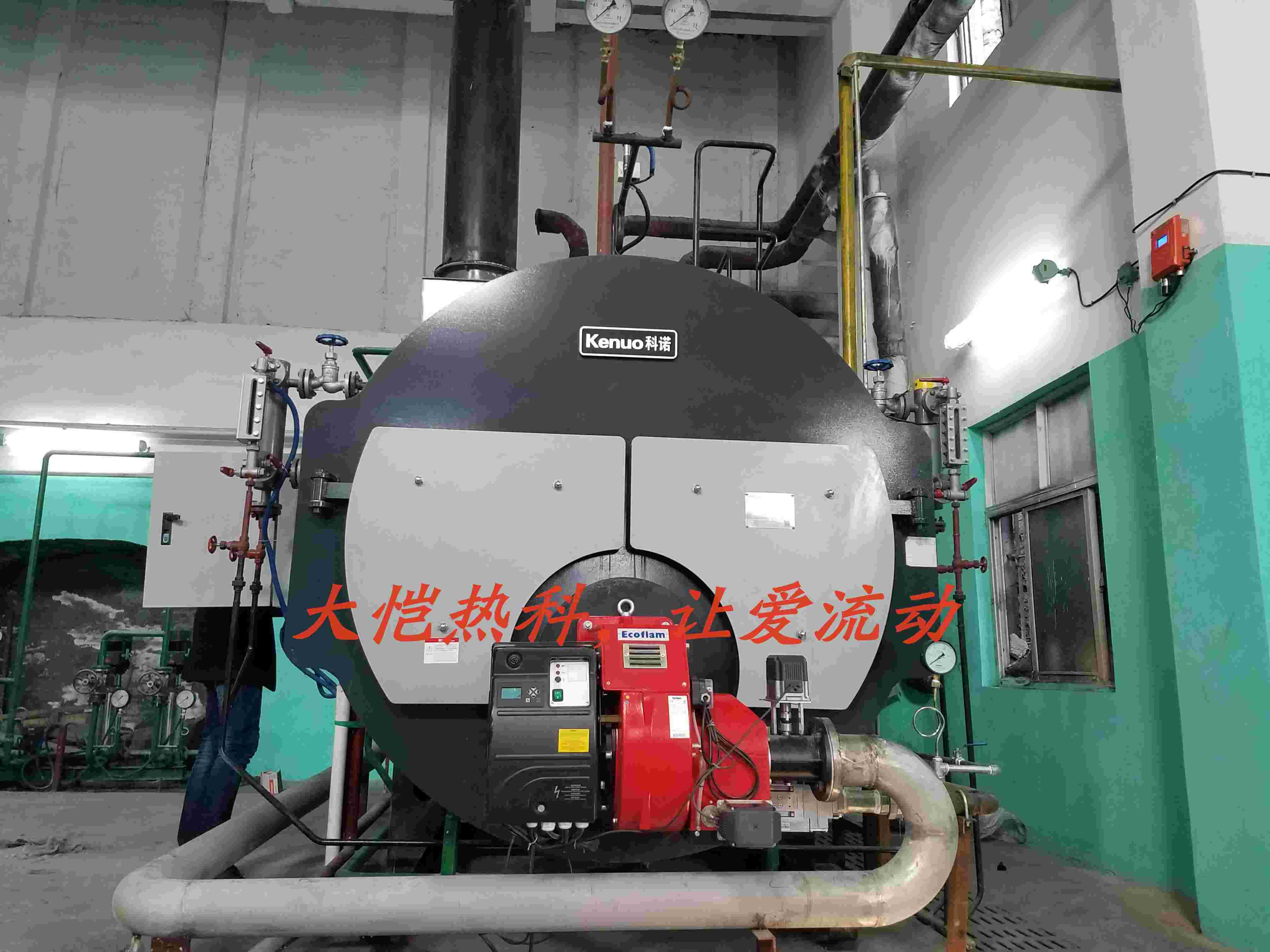 2t蒸汽锅炉