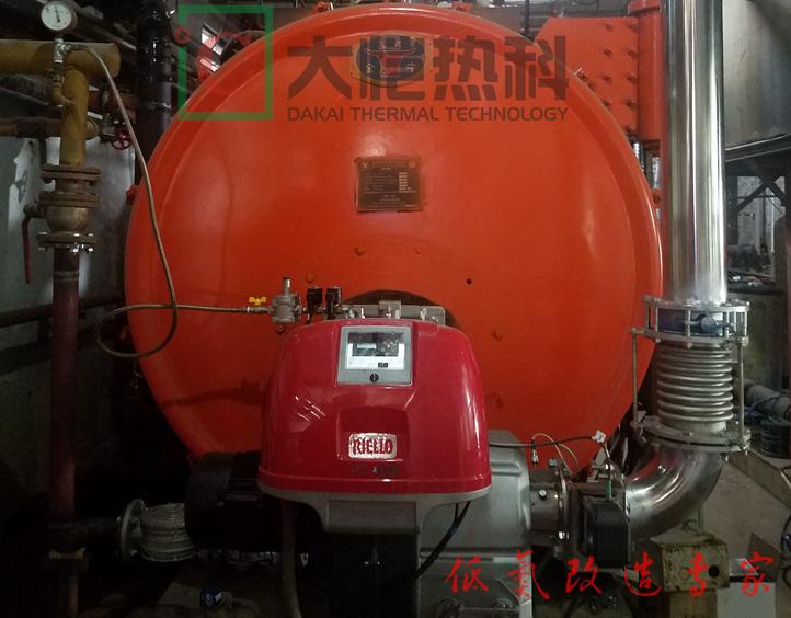 低氮改造工程