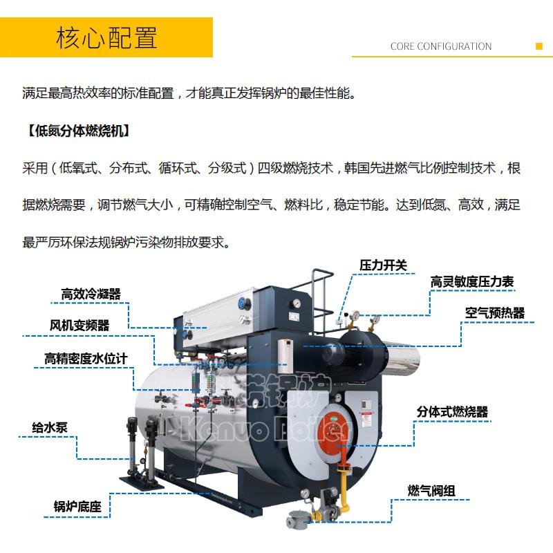 蒸汽锅炉配置介绍