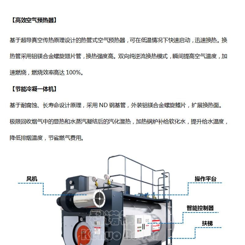 蒸汽锅炉配置